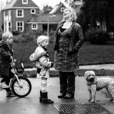 Vera & kids